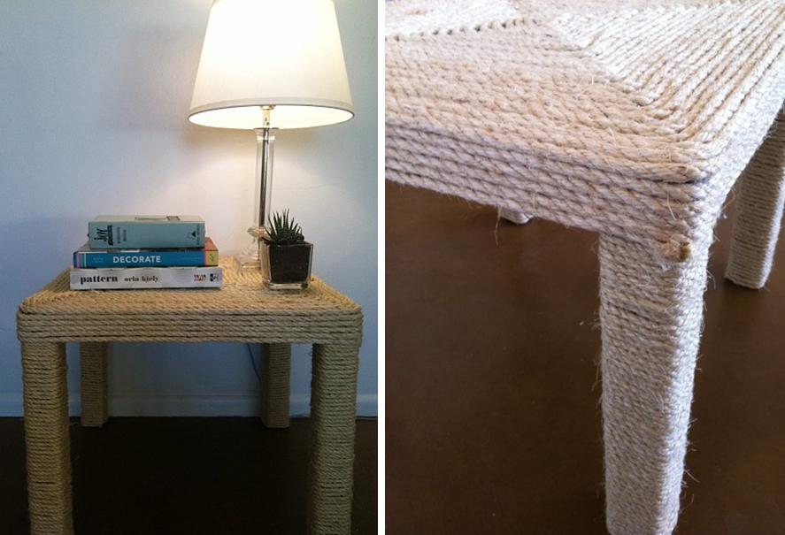 diy personnaliser la table basse lack ikea joli place. Black Bedroom Furniture Sets. Home Design Ideas